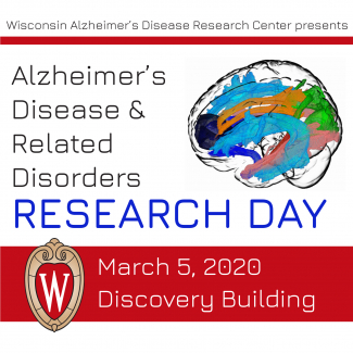 logo for Alzheimer's Research Day