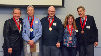 UW-CTRI Faculty medallion winners