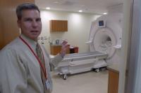 Frank Korosec, professor of radiology