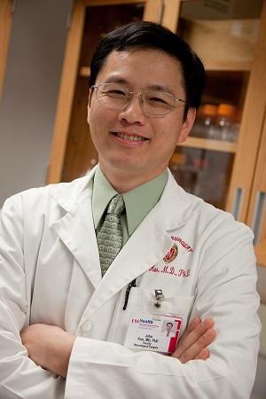 Headshot of John Kuo
