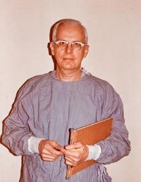 Eugene Nordby in 1995