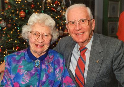 Olive and Eugene Nordby