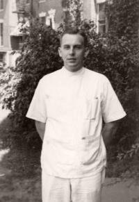 Eugene Nordby in 1942