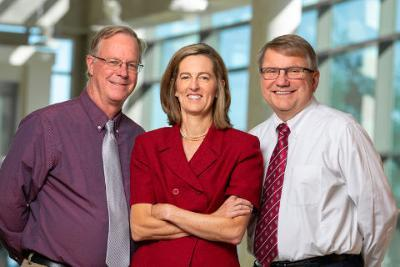 Leaders from the Institute for Clinical and Translational Research
