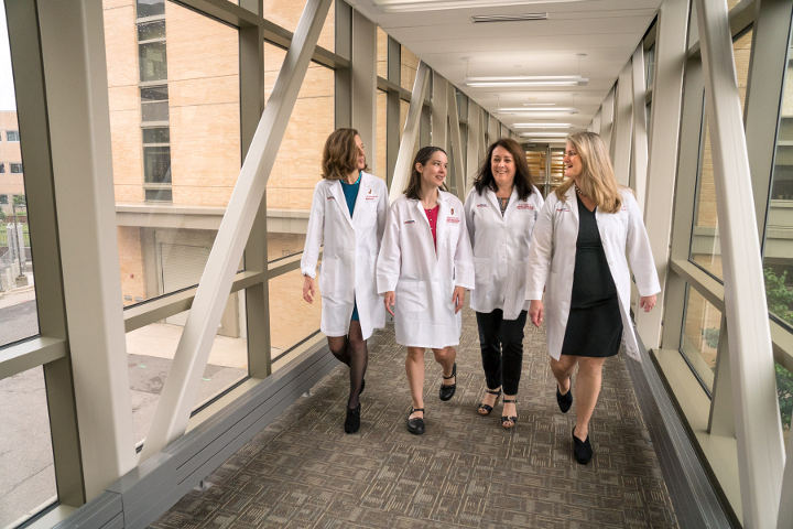 breast cancer researchers