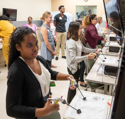 Pathway simulation lab