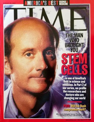 James Thomson Time magazine cover