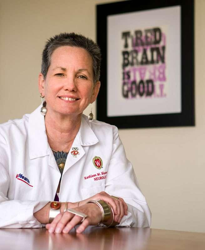 Headshot of Kathleen Shannon