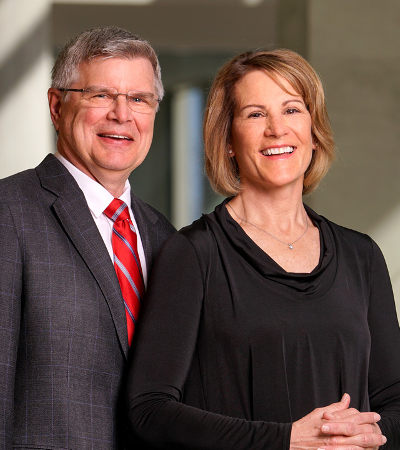 Bruce and Judith Harms