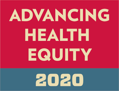Health Equity 2020 logo